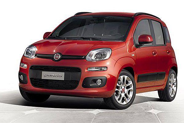 Fiat Panda1,2